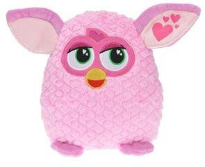 Furby plyšový 29 cm světle růžový