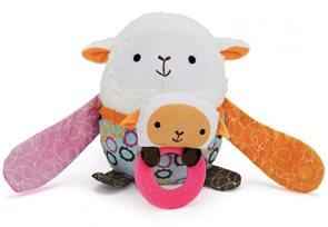 Ovečka na kočárek - Kamarádi z farmy