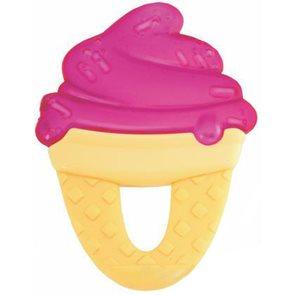 Kousátko chladící - Zmrzlina růžová