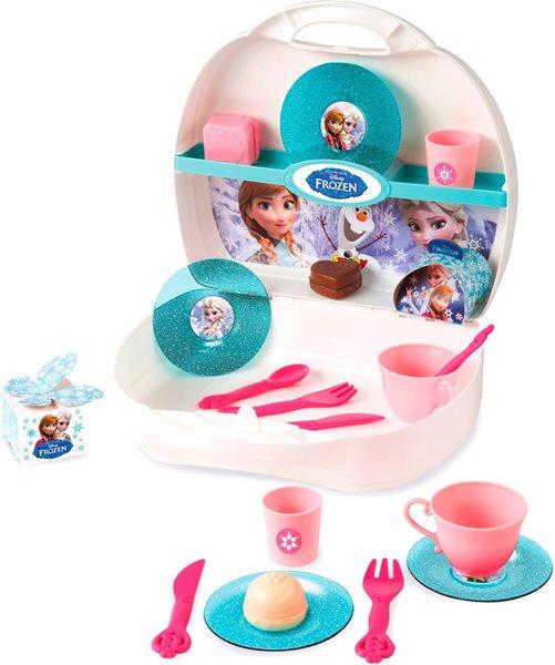 Sada nádobí v kufříku - Ledové království