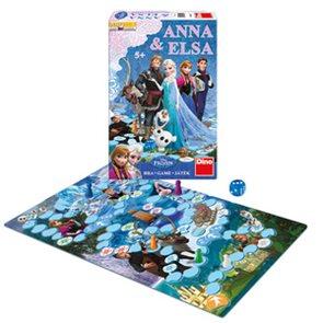 Ledové království - hra