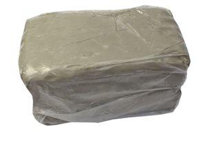 Keramická hlína Pávek - točírenská Ma světle krémová - 10 kg