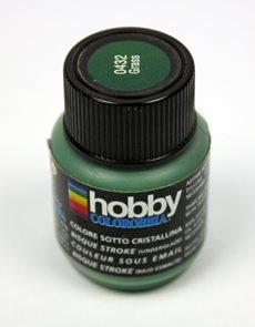 Podglazurní barva - Trávová, 14,75 ml