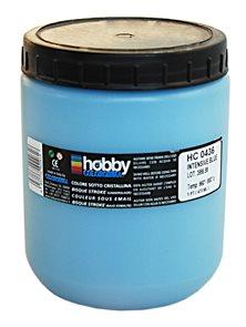 Podglazurní barva - Intensiv. modrá, 0,473 l