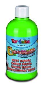 Temperová barva Toy Color - 500 ml - světle zelená