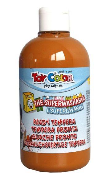 Temperová barva Toy Color - 500 ml - okrová
