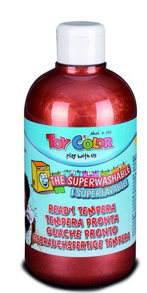 Temperová barva Toy Color - 500 ml - měděná