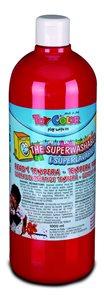 Temperová barva Toy Color - 1000 ml - purpurově červená