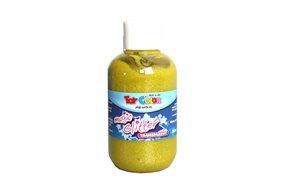 Magická glitrová barva - 250 ml - žlutá