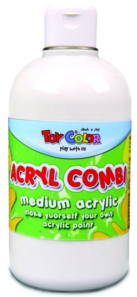 Acryl combi médium - 500 ml