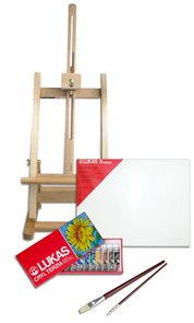 Startovní malířský set LUKAS TERZIA - akrylové barv