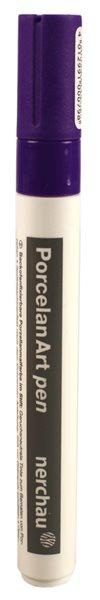 Tužka na porcelan Nerchau - fialová