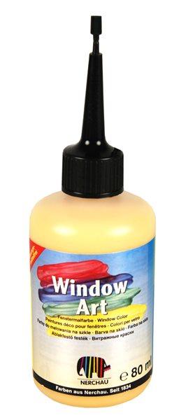 Barva na sklo Nerchau 80 ml - jantarová
