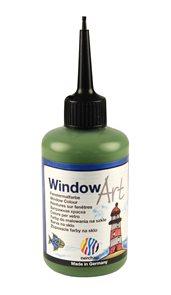 Barva na sklo Nerchau 80 ml - olivová