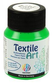 Barva na textil Nerchau - Textile Art - 59 ml - brilantní zelená