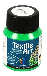 Barva na textil Nerchau - Textile Art - 59 ml - zelená