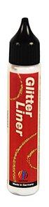 Glitter liner 28 ml - perleťová