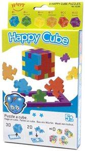 Hlavolam Happy Cube - 6 ks v krabičce