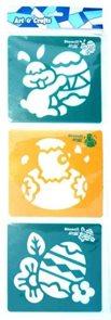 Šablona - Velikonoce I. - 3 ks ( kuře )