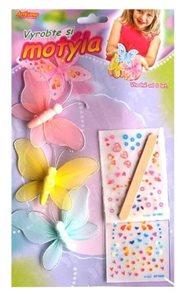 Kreativní sada - Motýlky