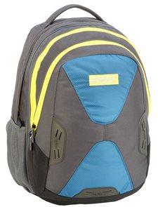 Školní batoh EXPLORE - černomodrý