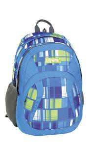 Školní batoh EXPLORE - Boy Piccaso - modrý