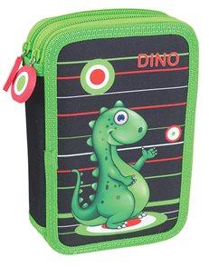 Školní penál Easy - Dino - 2 patrový