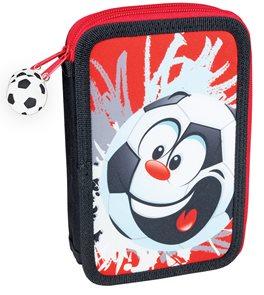 Školní penál Easy - Fotbal - 2 patrový
