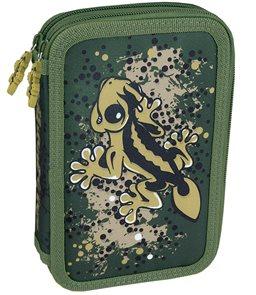 Školní penál Easy - Salamander - 2 patrový