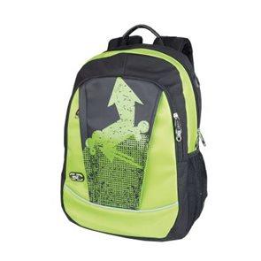 Sportovní batoh Easy - černo-zelený