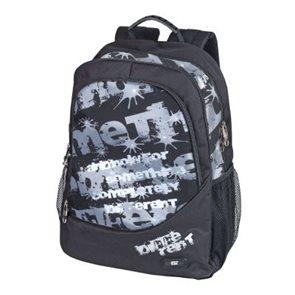 Sportovní batoh Easy - černý Different
