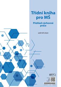 Třídní kniha pro MŠ - Přehled výchovné práce