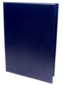 Desky na třídní knihy a výkazy - modré