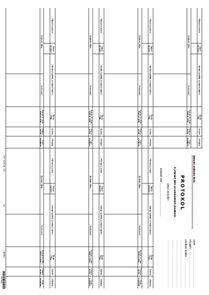 Protokol o přijímání žáků a komisionálních zkouškách