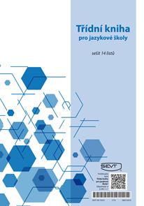 Třídní kniha pro jazykové školy