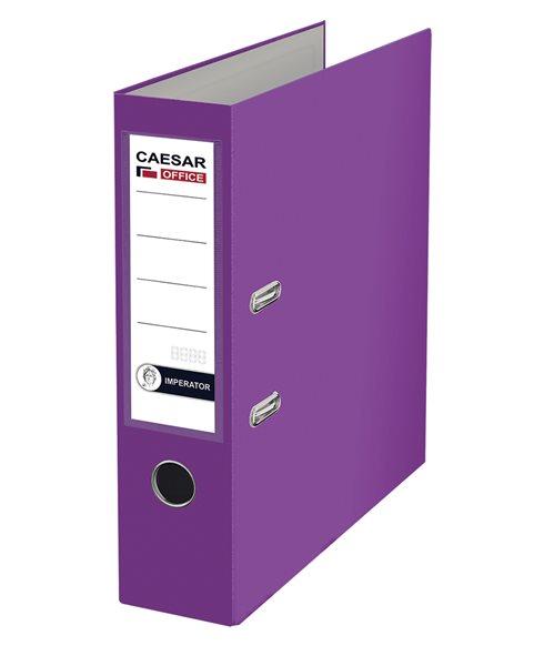 CAESAR OFFICE IMPERATOR Pořadač pákový A4 7,5cm - fialový