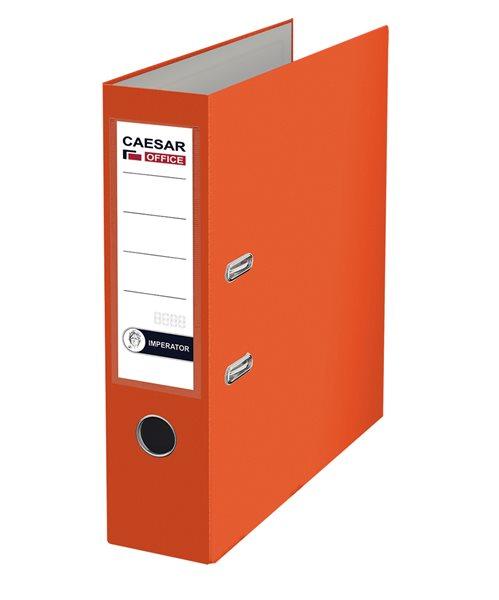 CAESAR OFFICE IMPERATOR Pořadač pákový A4 7,5 cm - oranžový