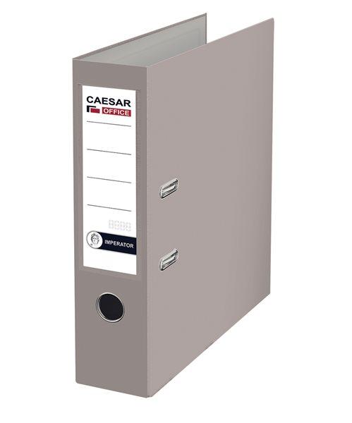 CAESAR OFFICE IMPERATOR Pořadač pákový A4 7,5 cm - šedý