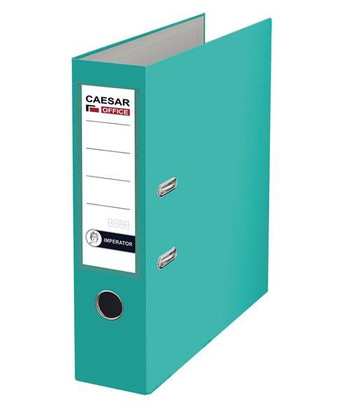CAESAR OFFICE IMPERATOR Pořadač pákový A4 7,5cm - tyrkysový