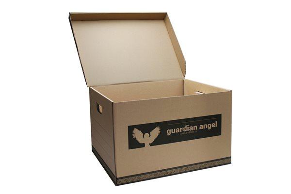 CAESAR OFFICE Archivační krabice s víkem 470x350x310mm