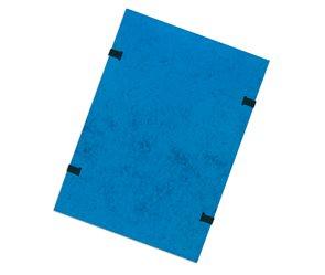 CAESAR OFFICE Spisové desky s tkanicí A4 RainbowLine prešpán - modré