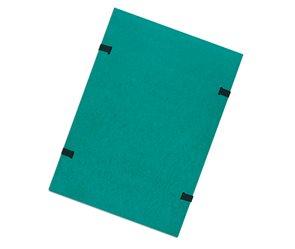 CAESAR OFFICE Spisové desky s tkanicí A4 RainbowLine prešpán - zelené