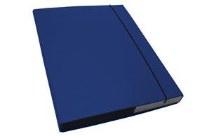 CAESAR OFFICE IMPERATOR Desky s boxem A4 3 cm - modrá