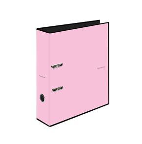 Karton PP PASTELINi Pořadač pákový A4 7 cm lamino - růžová