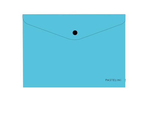 Karton PP PASTELINi Desky s drukem A5 PP - modrá