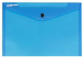 Karton E-collection Desky s drukem A4 - modré