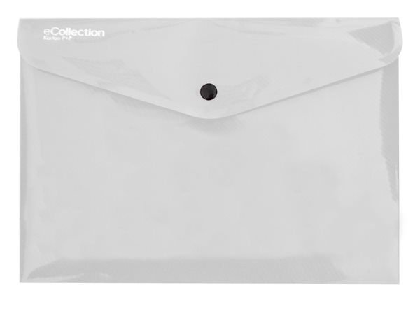 Karton PP eCollection Desky s drukem A5 - čiré