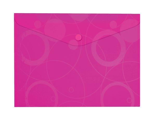PP Desky s drukem A4 Neo Colori - růžové