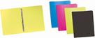 PP Pořadač 4kroužek A4 2cm neprůhledný PP - žlutozelená/limeta