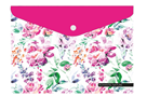 Karton PP Desky s drukem A4 - Romantic Nature Květina
